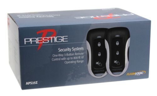 Prestige Car Remote Keyless Entry Security Alarm System - APS25Z