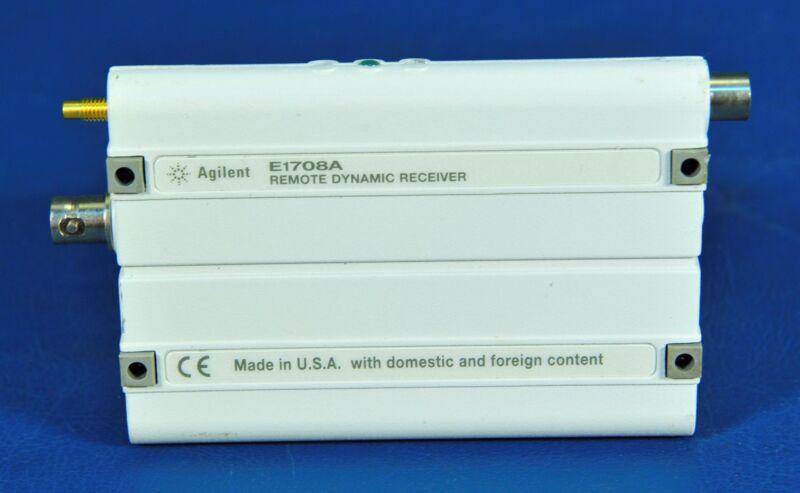 517 Agilent Remote Dynamic Receiver E1708a