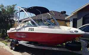 Sea Ray 175 Sport Bow Rider Wakeboard/ Ski Boat 2007 Model Hocking Wanneroo Area Preview