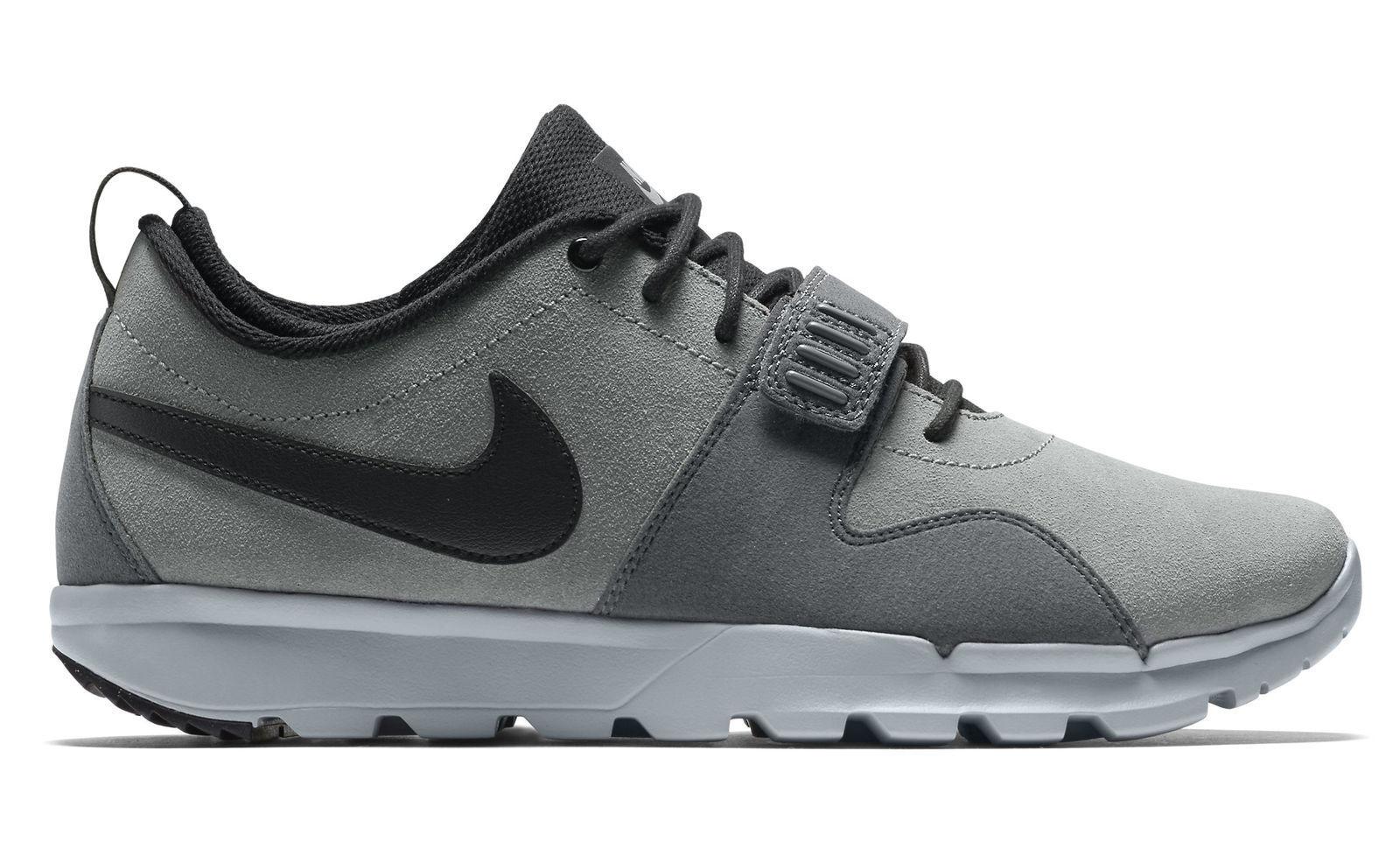 9533c39b8e Nike SB Air Trainer 1 Mid Strap Men's Shoes, Size 8 - Cargo Khaki .