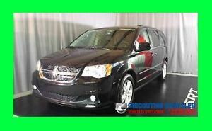 Dodge Grand Caravan Crew Plus CUIR Stow'N Go