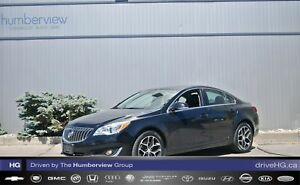 2017 Buick Regal Sport Touring LOW KM HEATED LEATHER 18INCH W...