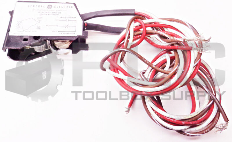 NEW GENERAL ELECTRIC TFKASA2AB2 AUXILIARY SWITCH