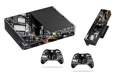 New York Sticker/Skin xbox one Console,Kinect & Remote controllers, x1sk20