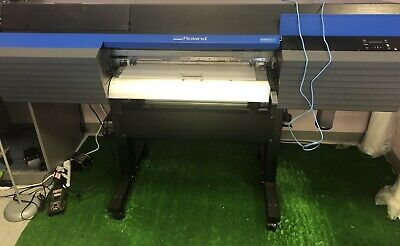 Vinyl Printer Cutter Rolandprinting Business For Sale.