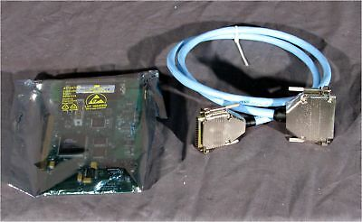 New Ocean Optics Adc2000-pci Spectrometer Control Board Cable