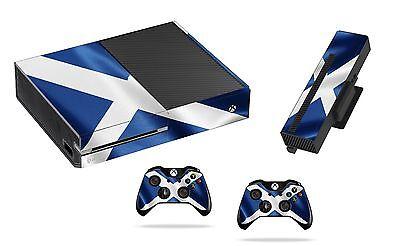 Scotland Sticker/Skin xbox one Console,Kinect & Remote controllers, x1sk23