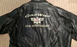 Gold Wing Leather Jacket