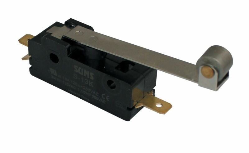 SUNS S-13K Roller Lever Snap Action 15A Micro Switch ASGGC2A04AC