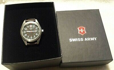 Swiss Army Victorinox Wrist Watch NOS 241084