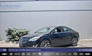 2017 Buick Regal Sport Touring LOW KM|HEATED LEATHER|18INCH W...