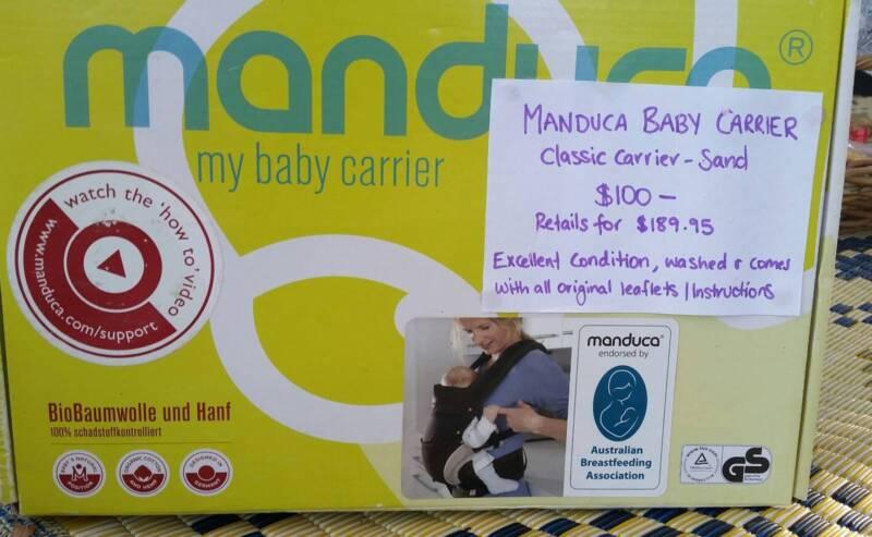Manduca Baby Carrier Baby Carriers Gumtree Australia Tablelands