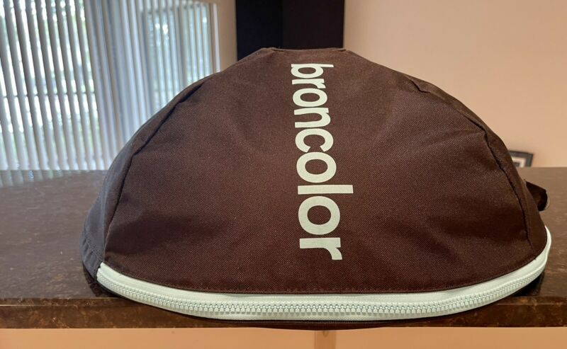 Broncolor Beauty Dish With Diffuser Mesh Sock And Case In Near Mint Condition
