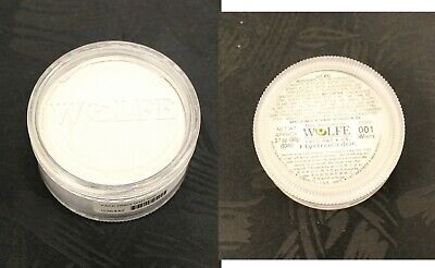 Wolfe Brothers White 45 gram Face Paint - Painting](Wolf Face Paint)