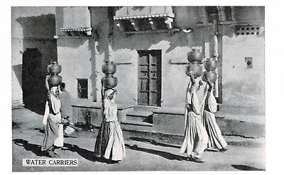Nepal,Tibet,India,Water Carriers,Ethnic,c.1950s