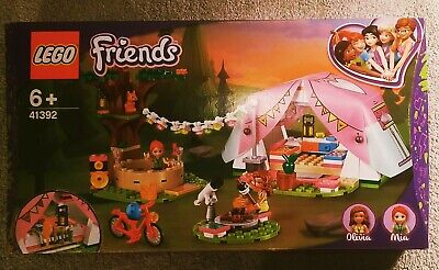 LEGO Friends Nature Glamping Outdoor Adventure Playset - 41392. Brand New.