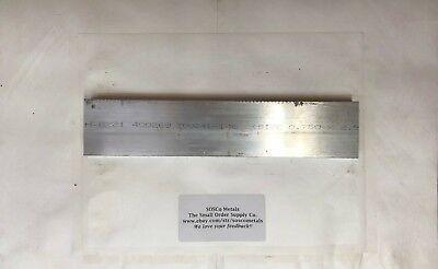 34 X 2-12 Aluminum 6061 Flat Bar 12 Long T6511 .75
