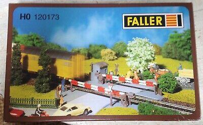 FALLER HO passage à niveau campagne village maquette boîte neuve 120173