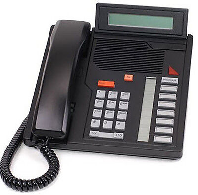 Nortel Meridian Aastra M5208 Centrex Telephone Black (Refurbished and working)