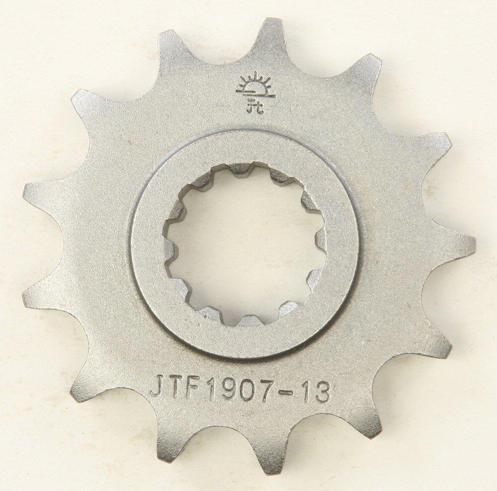 JT Sprockets - JTF1907.13 - Steel Front Sprocket, 13T