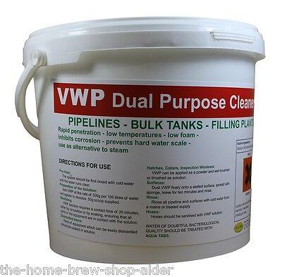 VWP Steriliser and Cleaner 4kg - Home Brew - Beer - Wine - Cider Making