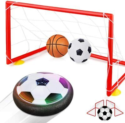 Betheaces Kids Toys - Hover Soccer Ball Set with 2 Goal, Toy for Boys / Girls
