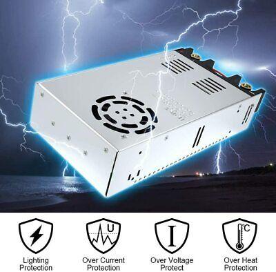 Ac 110v-220v To Dc12v Switch Power Supply Driver Adapter Led Strip Light 50a New