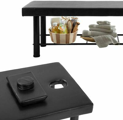 """Massage Table Stationary Massage Bed Spa Bed 75'' Long 29.5"""" Wide Health & Beauty"""