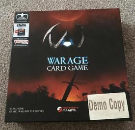 Warage Card Game