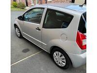 Citroen, C2, Hatchback, 2008, Manual, 1124 (cc), 3 doors