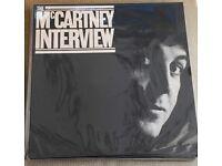 Beatles - McCartney The McCartney Interview - MINT UK vinyl LP album