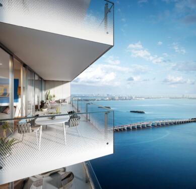 Florida/ Miami: 341 m² Missoni Luxus Residenz mit 75 m² Balkon in ...