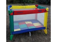 Graco Travelling Cot