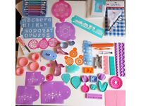 Cake Decorating Bundle - Over 63+ Items [All New & Unused]