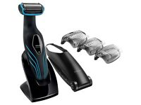 Philips Body Groom Series 5000 Showerproof with Back Attachement - new/boxed RRP£60 selling for £40