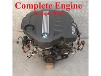 BMW N47 520d 320d 318D f10 ***N47D20C***Complete engine **70k low miles**