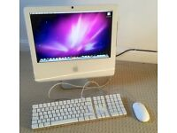 "17"" Apple iMac - Great Condition"