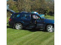 JEEP 4.7 TOW CAR LPG GAS CHEAP