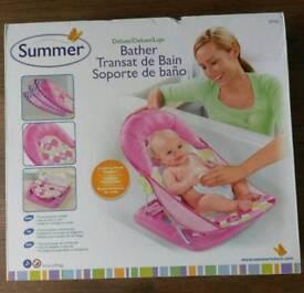 Summer portable baby bath BNIB