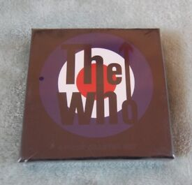 Pink Floyd/The Who coaster set