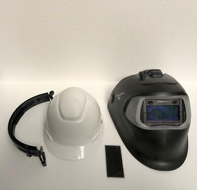 3m Speedglas 100 Qr Auto Darkening Quick Release Welding Helmet New