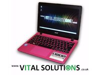 Acer Aspire E 11 E3-112 - Intel Celeron 2.16GHz - 4GB RAM - 500GB HDD - Window 7