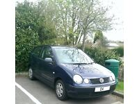 Volkswagen Polo 1.2E, Petrol Three Cylinder Engine, 3-Door Body - Frugal Reliable & Robust