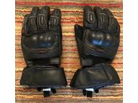 Merlin Outlast Leather Motorcycle Gloves - Large