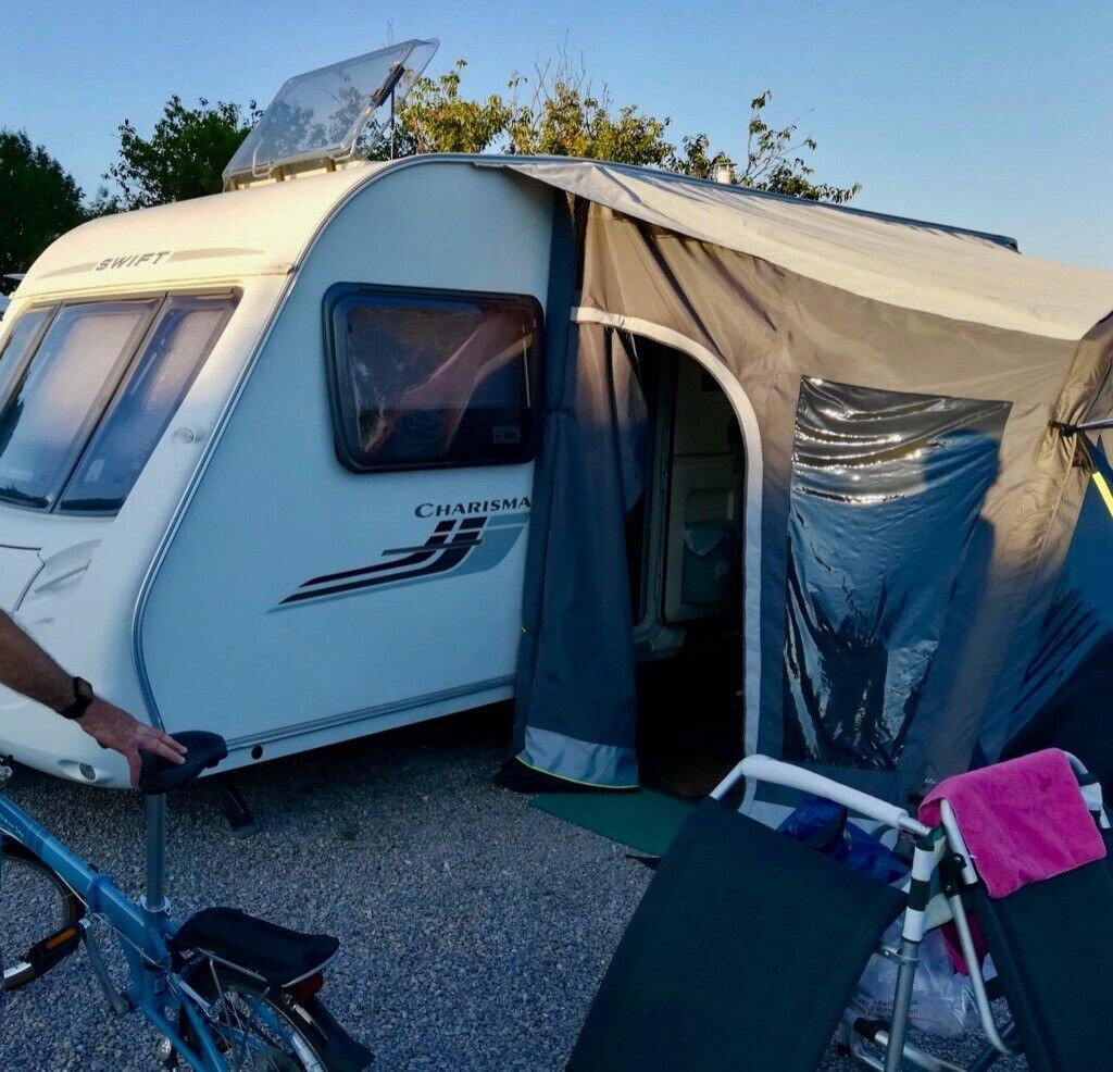Awning Outwell Smart Air Porch Awning Cozumel Reef In