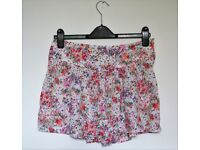 WOMEN'S SUMMER SHORTS H&M SIZE 38(M)