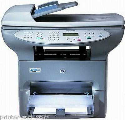 Hp Drucker Reparatur (Reparatur Wartung HP LASERJET 3380 MFP )