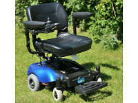 CARECO MAMBO 212 Electric wheelchair, hardly used