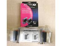 JET TEC Hewlett Packard Two Black Ink Refills