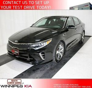 2016 Kia Optima SXL *Demo Clear Out Special!*